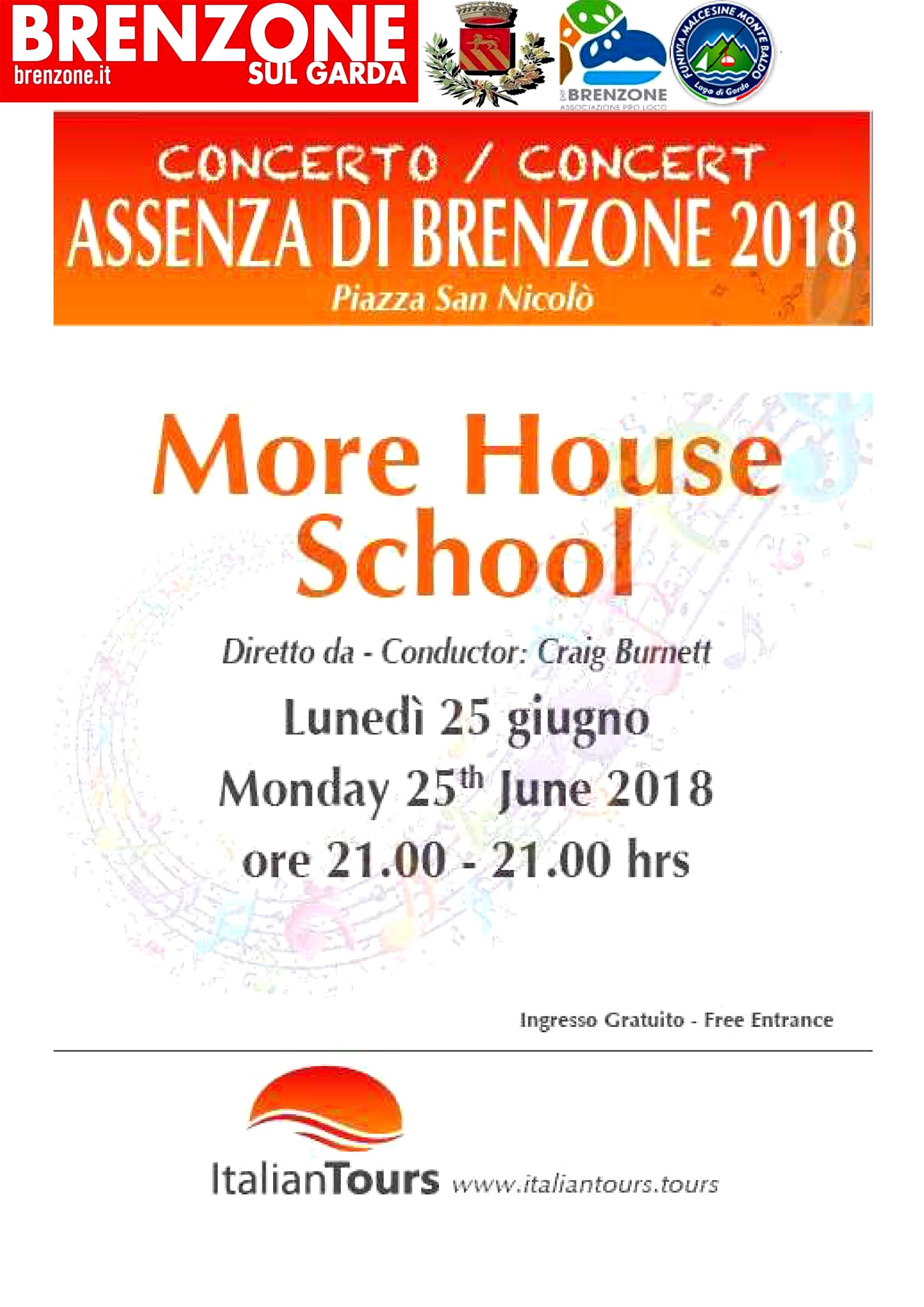More House School Concerto del 25.06.2018